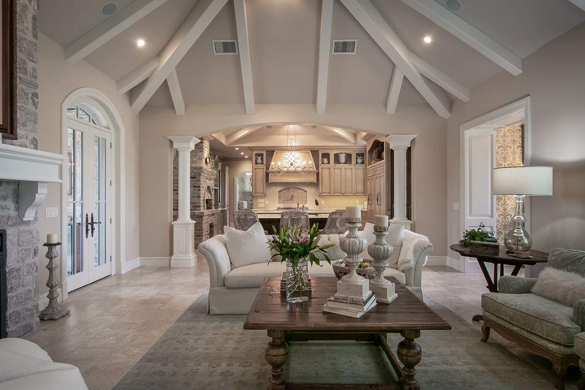 timeless design in a custom home